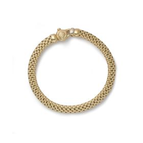 Fope 18ct Yellow Gold Meridiani Bracelet