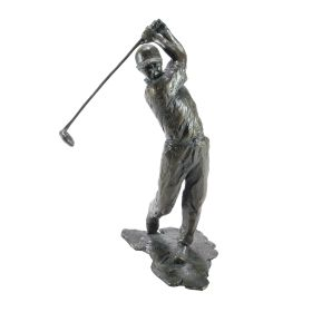 Limited Edition Bronze Golfer