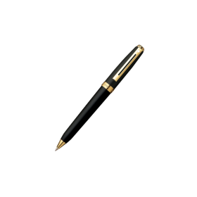 Sheaffer Prelude Black Ballpoint Pen