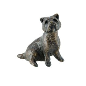 Limited Edition Bronze Westie