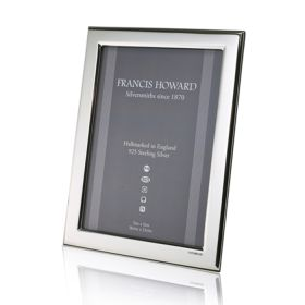 Silver Durham Photo Frame 8x6""