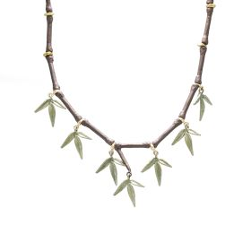 Michael Michaud Bamboo Necklace