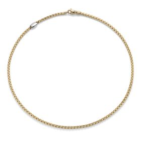 Fope 18ct Yellow Gold Eka Tiny Necklace
