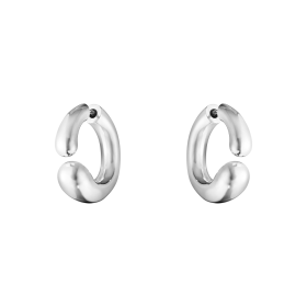Georg Jensen Mercy Open Hoop Earrings
