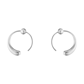 Georg Jensen Mercy Hoop Earrings