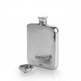 Royal Selangor Textured Pewter Hip Flask