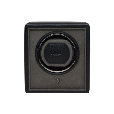 Wolf Designs Black Cub Watch Winder