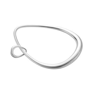 Georg Jensen Offspring Bangle With Charm